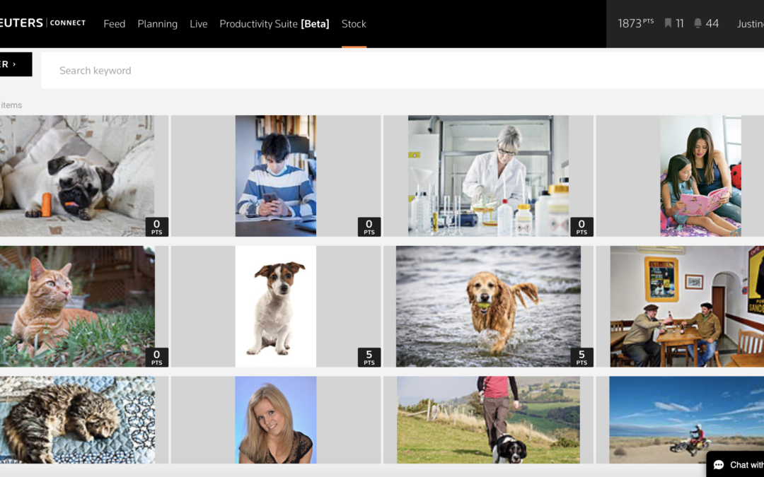 Reuters Connect to offer more than 100 million stock images via partnership with Alamy